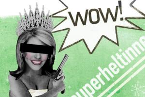 Nominasjoner til Superheltinne i sosiale medier 2010