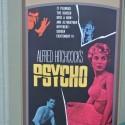 Movie poster Psycho