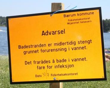 Underkommunisert advarsel