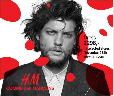 Full språkforvirring fra H&M