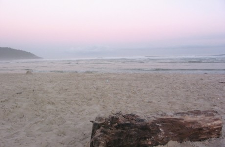 Evening at Ibiraquera