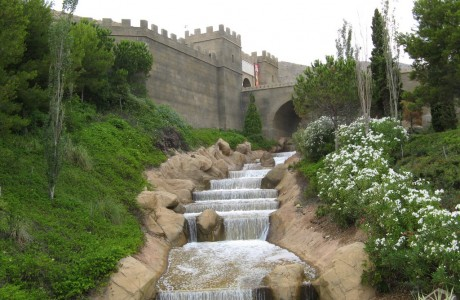 Terra Mitica Fortress