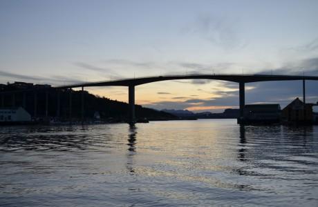 Sørsund bridge, Kristiansund