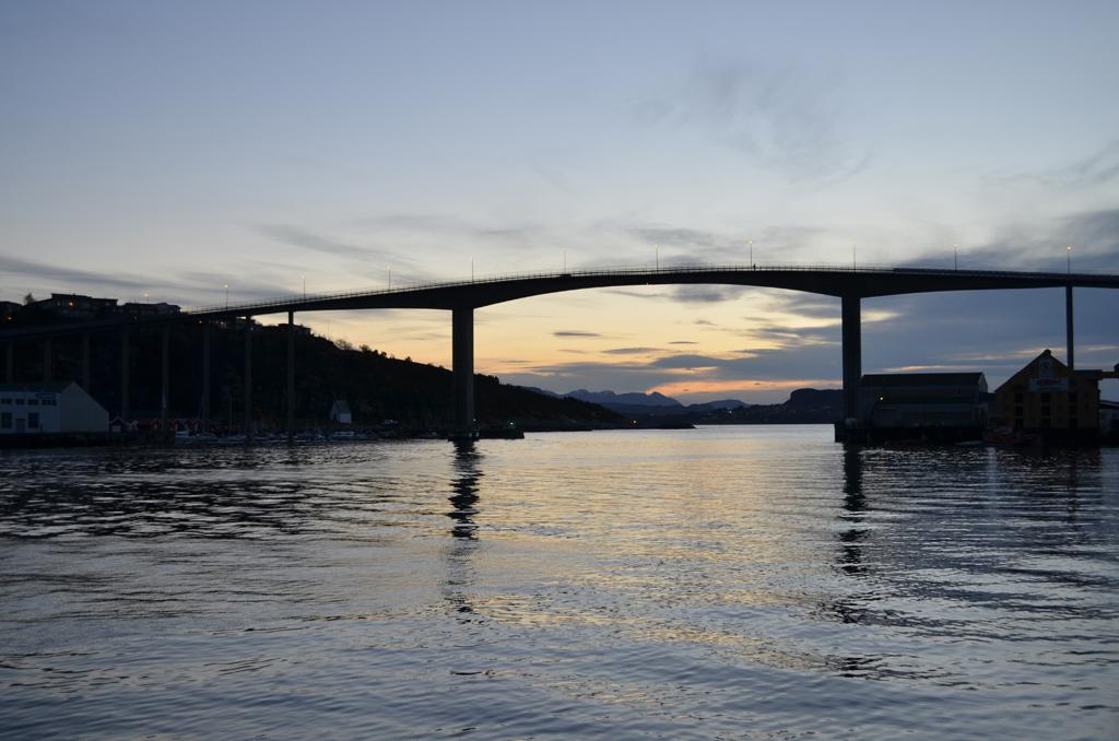 Sørsund bridge Kristiansund